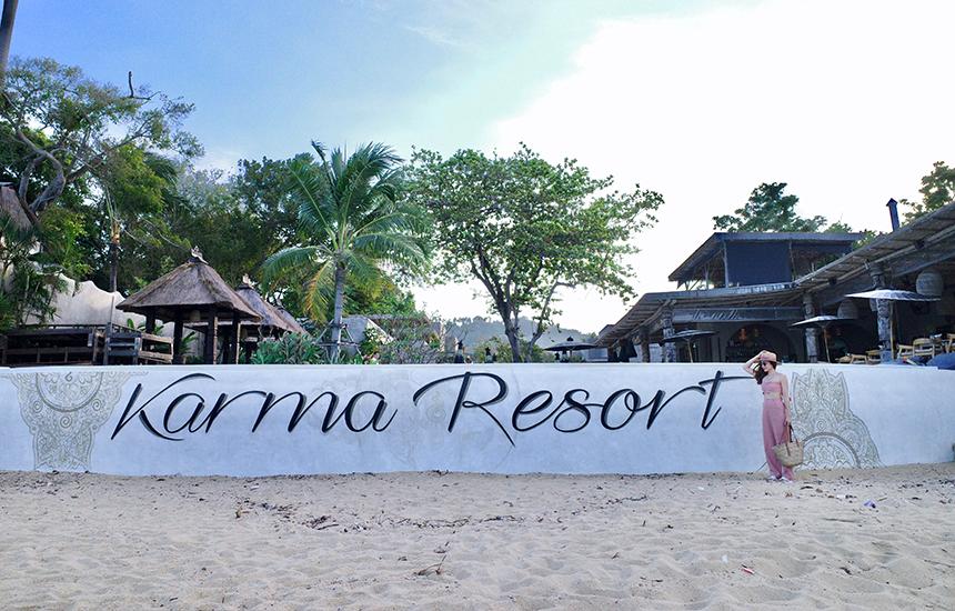 Karma Resort เก็บถ่ายภาพกันได้ทุกมุม3