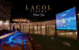 Lacol Cinema เขาใหญ่ เปิดประสบการณ์ใหม่ ดูหนัง Outdoor ใต้แสงดาวกับบรรยากาศโรแมนติก พร้อมมุมถ่ายรูปสวยๆ สไตล์ Cozy Camping