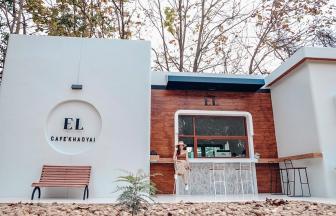 รีวิว EL Cafe' Khaoyai เอลคาเฟ่ คาเฟ่เปิดใหม่เขาใหญ่ วิวภูเขาแบบพาโนรามา ร้านตกแต่งสไตล์มินิมอล สายเกา สายละมุนต้องมาโดน!