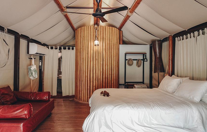 ห้อง Deluxe signature tent1
