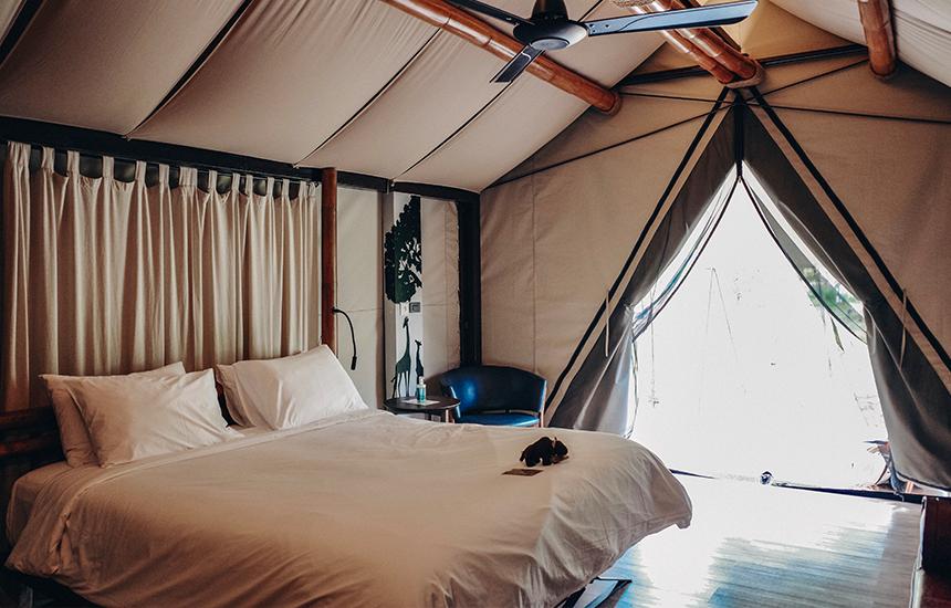 ห้อง Deluxe signature tent2