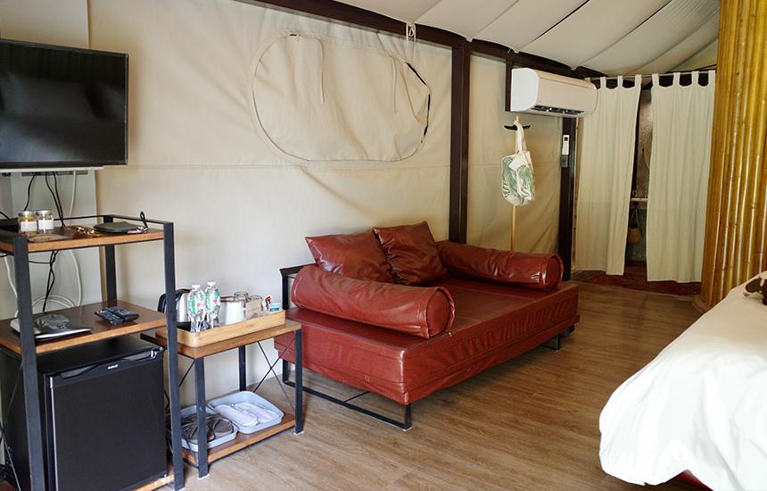 ห้อง Deluxe signature tent3